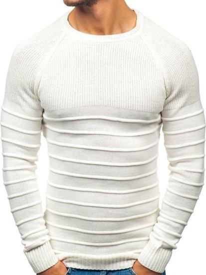 Sweter męski ecru Denley 161