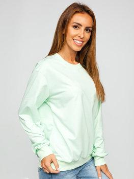 Bluza damska miętowa Denley WB11002
