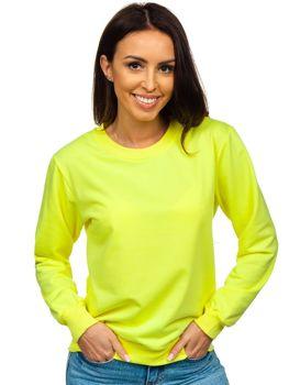 Bluza damska żółta Denley WB11002