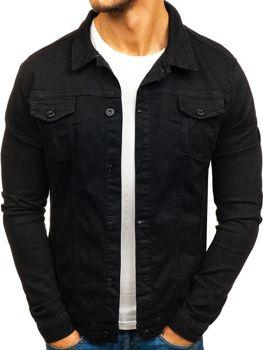 9cdc147d1fe35 Kurtki jeansowe męskie 2019 - Darmowa dostawa! l Denley.pl