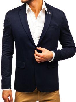 33798e87c2e85 Marynarki męskie 2019 - sportowe, eleganckie, do jeansów l Denley.pl