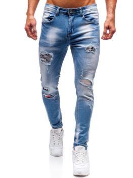 85098fc223f6 Spodnie męskie - Wiosna Lato 2019 - Darmowa dostawa! l Denley.pl