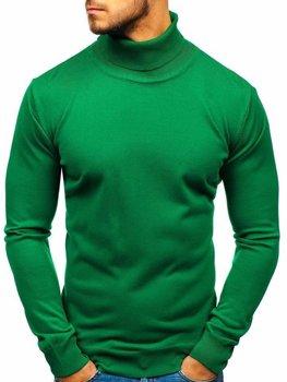 Sweter męski golf zielony Denley 2400