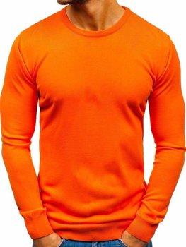 Sweter męski pomarańczowy Denley 2300