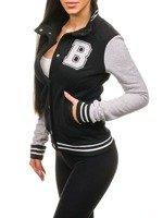 Bluza damska czarna Bolf 19S