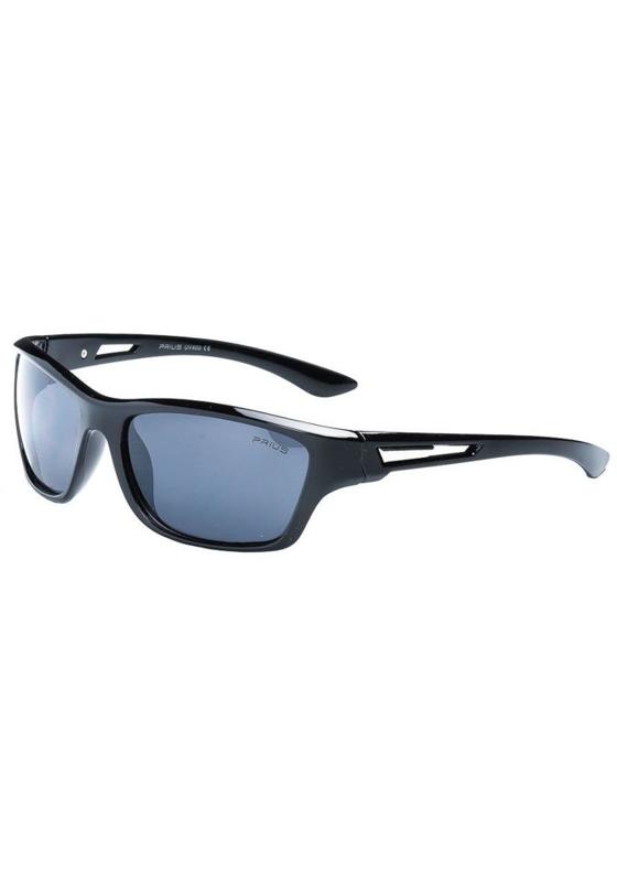 Okulary przeciwsłoneczne czarne Denley PRS229B