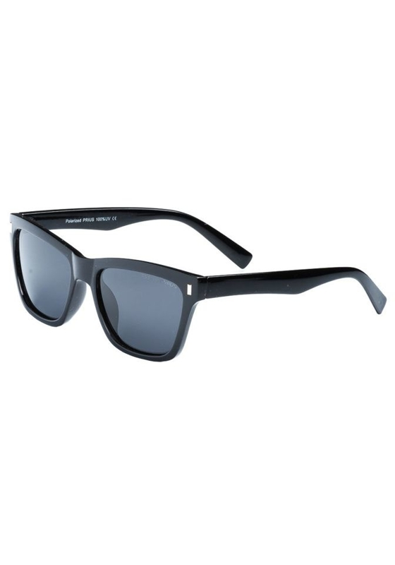 Okulary przeciwsłoneczne polaryzacyjne czarne Denley PLS235B