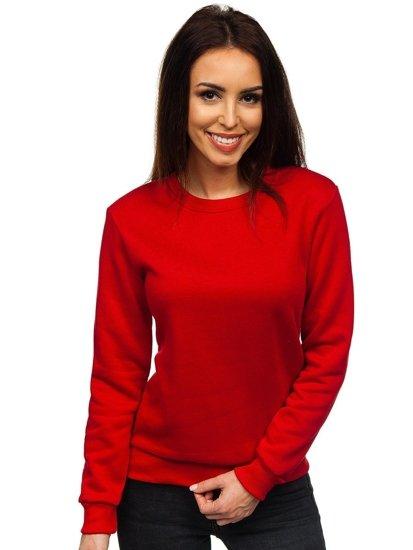 Bluza damska bordowa Denley W01