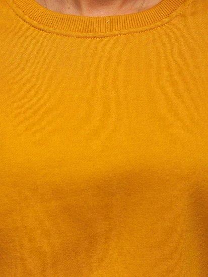 Bluza damska camelowa Denley W01