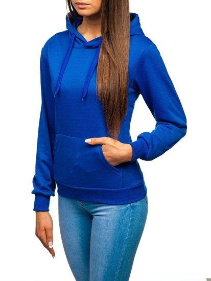 Bluza damska niebieska Denley WB11001-A
