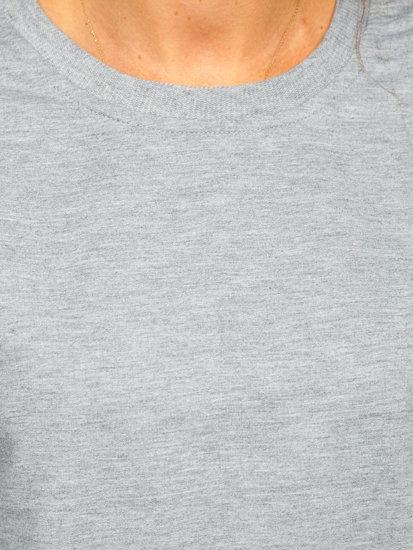 Bluza damska szara Denley WB11002
