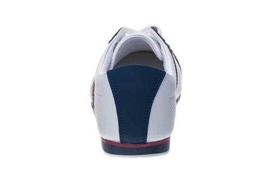 Buty męskie białe Denley 602-1