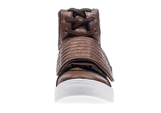 Buty męskie brązowe Denley 3031