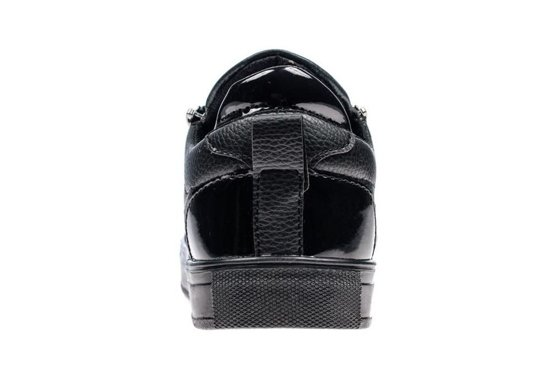 Buty męskie czarne Denley 1506