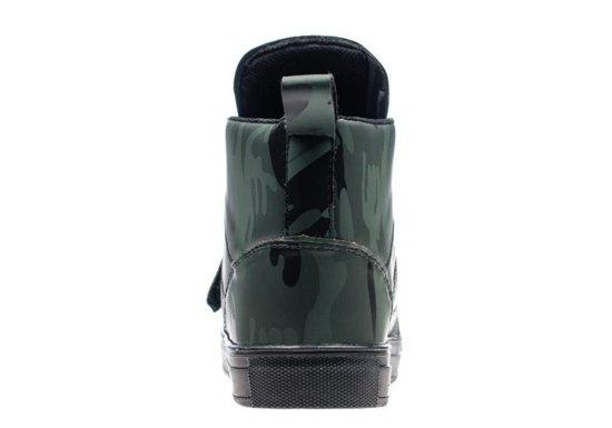 Buty męskie zielone Denley 8003