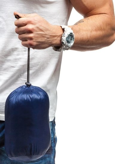 Kurtka męska przejściowa niebieska Denley 138