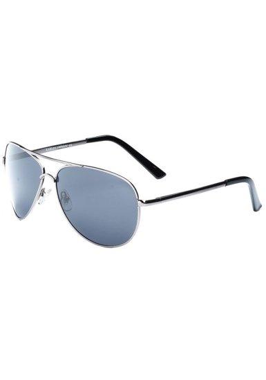 Okulary przeciwsłoneczne polaryzacyjne grafitowe Denley KRP5