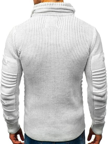Sweter męski ecru Denley 20001