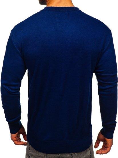 Sweter męski granatowy Denley GFC01