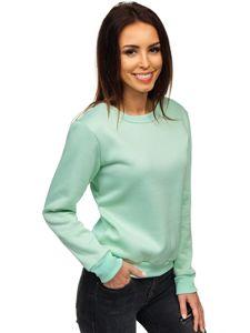 Bluza damska miętowa Denley W01