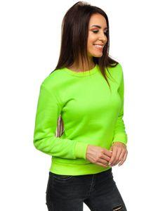 Bluza damska seledynowa Denley W01