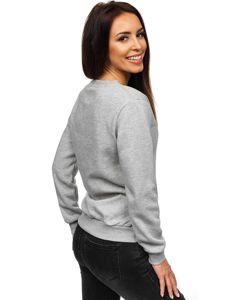 Bluza damska szara Denley W01