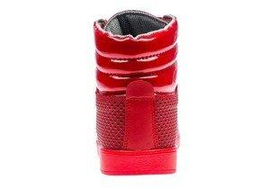 Buty męskie czerwone Denley 701