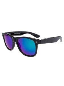 Okulary przeciwsłoneczne czarne Denley CO001PA
