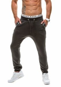 Pantaloni pentru bărbat baggy negri Bolf k14
