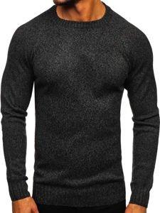 Sweter męski grafitowy Denley H1929