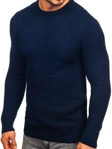 Sweter męski granatowy Denley 319