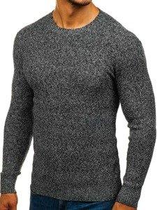 Sweter męski szary Denley H1803