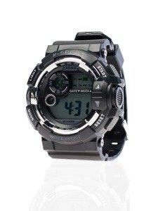 Zegarek męski na rękę czarny Denley 9006